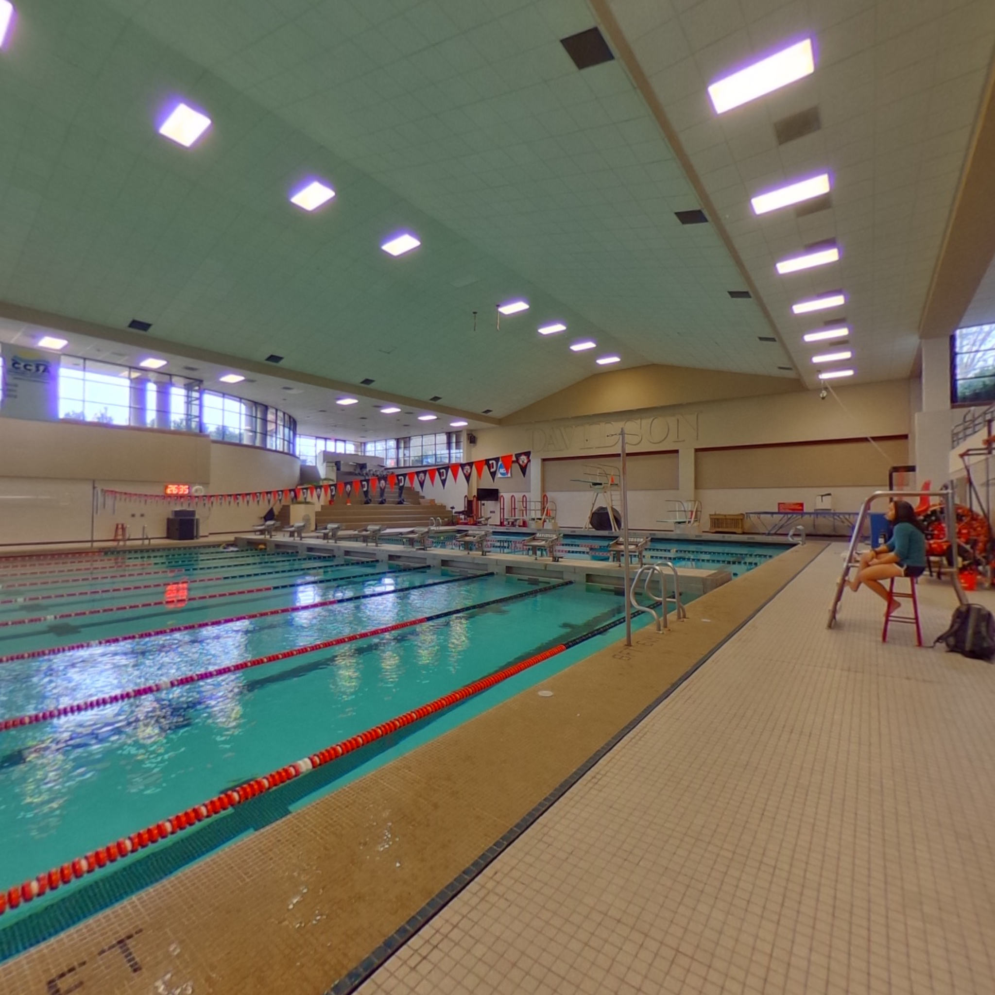 Baker Sports Complex Pool